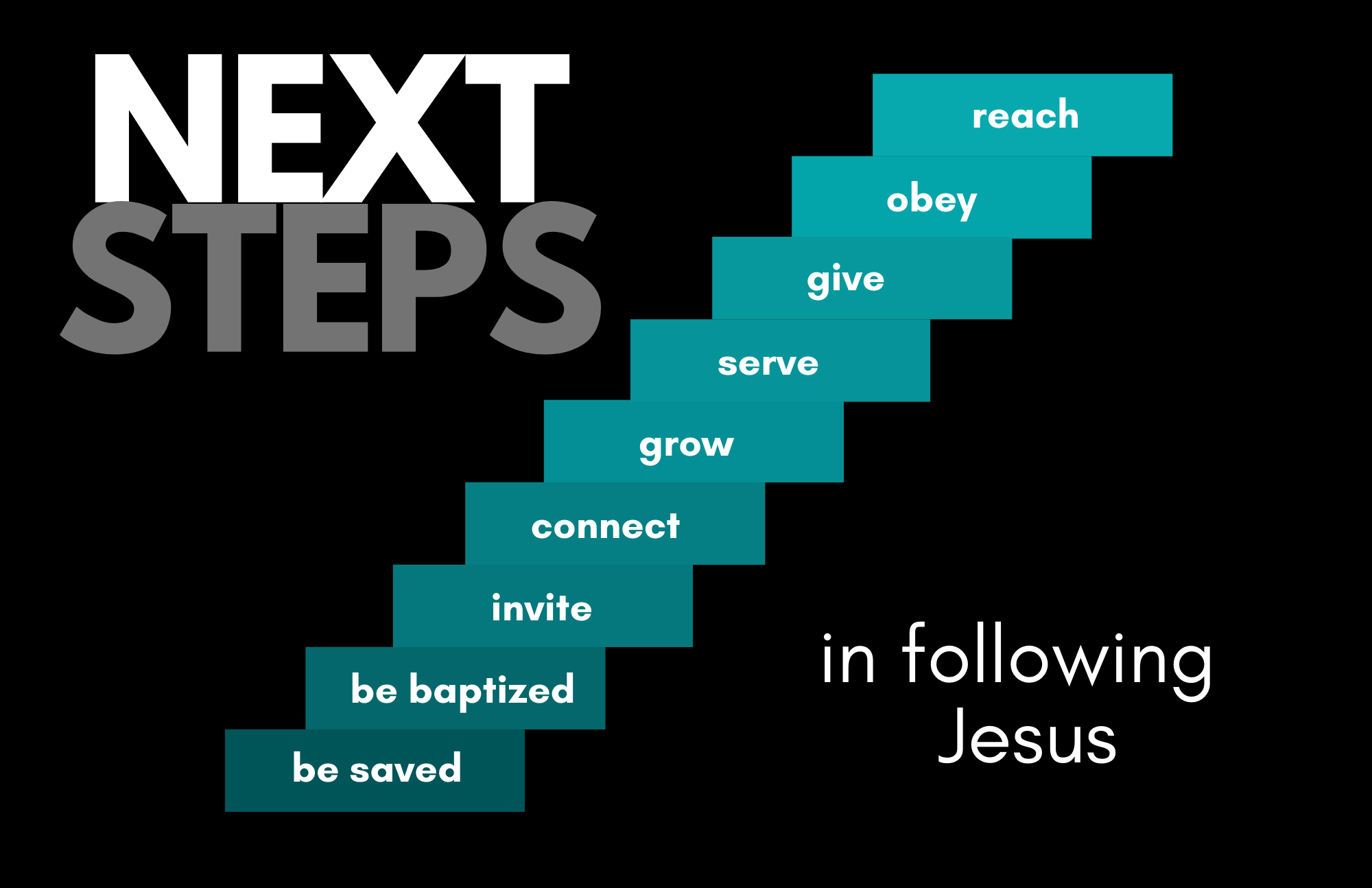 Reaching for the Great Commission