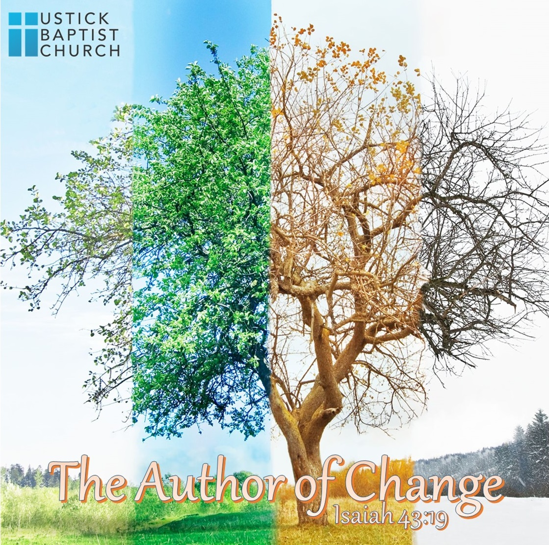 The Author of Change
